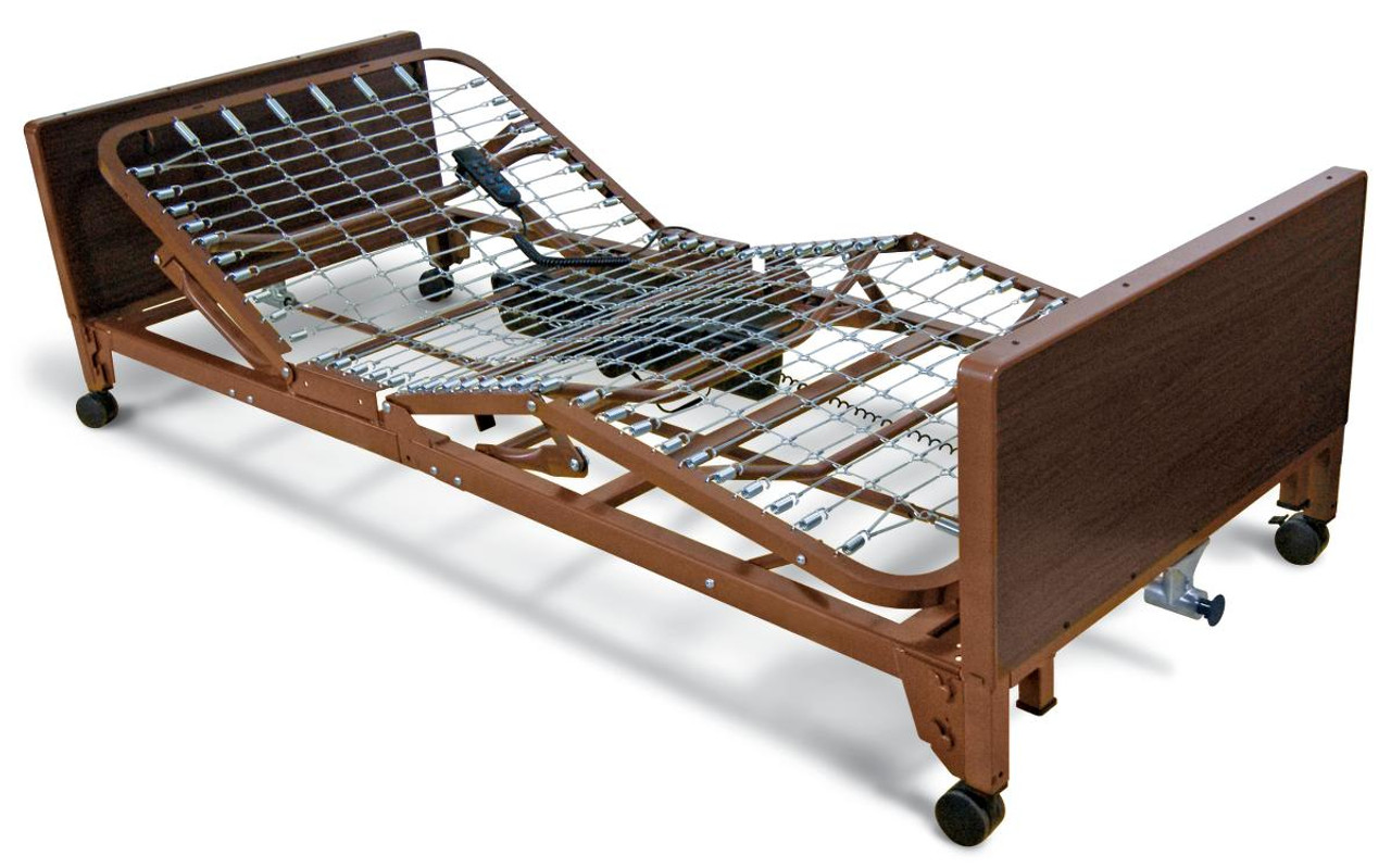 Basic Hi-Low Full Electric Hospital Bed