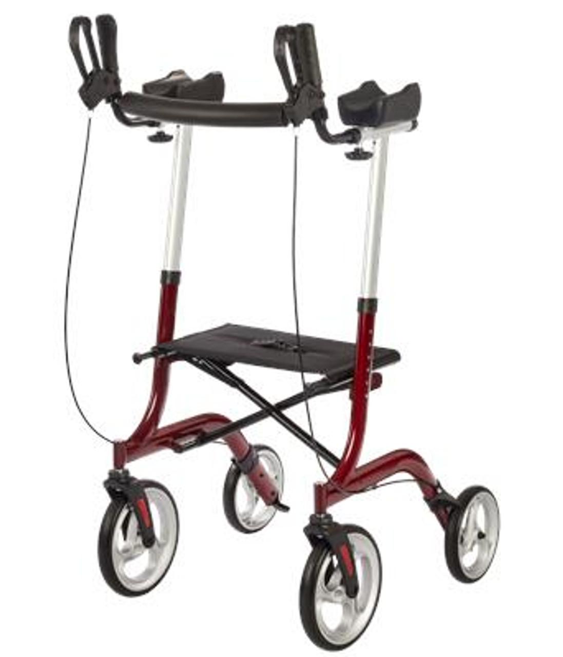 Venture XP - Upright Posture Euro Style Rollator