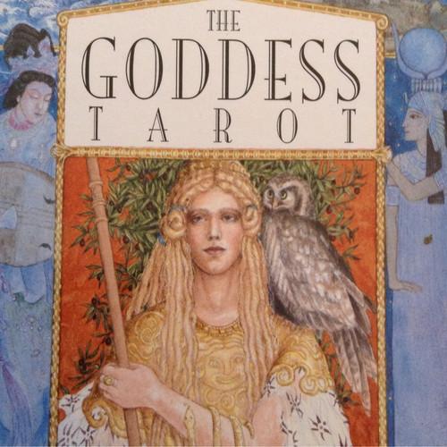 Goddess Tarot Guidebook