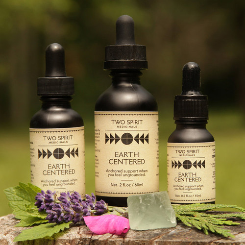 Earth Centered Tincture
