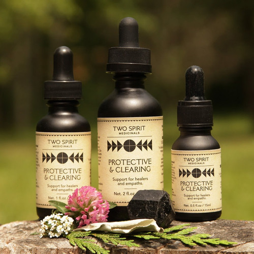 Protective & Clearing Tincture