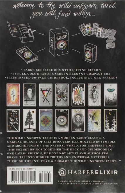 Wild Unknown Tarot Set