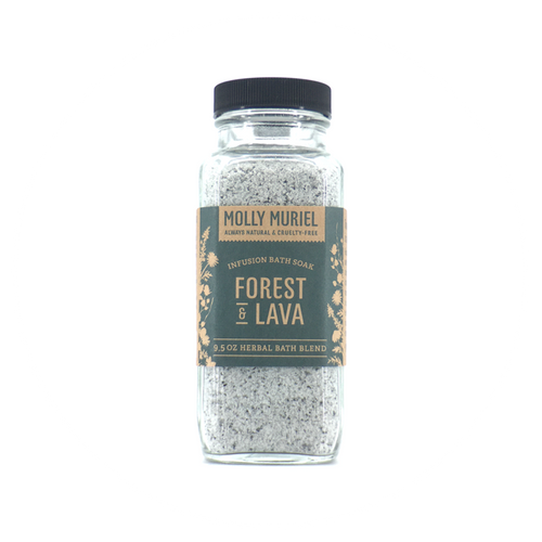 Forest & Lava Bath Salts