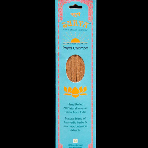 Royal Champa Incense Pack