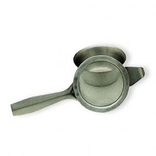 Tea Strainer W/ Handle & Bowl