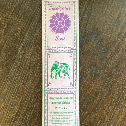 Eucalyptus/Soul Incense