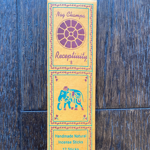 Nag Champa/Receptivity Incense