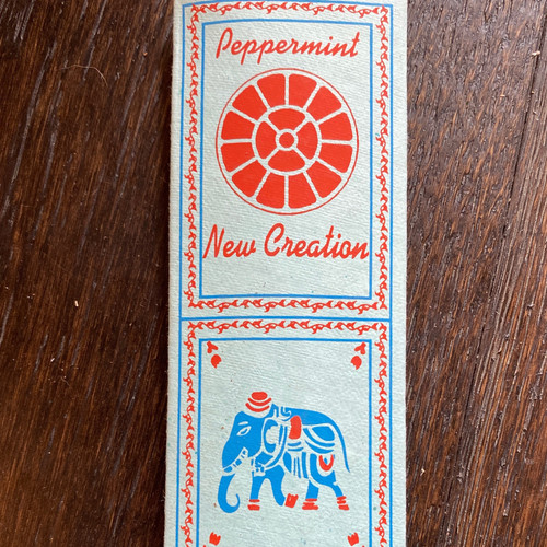 Peppermint/New Creation Incense