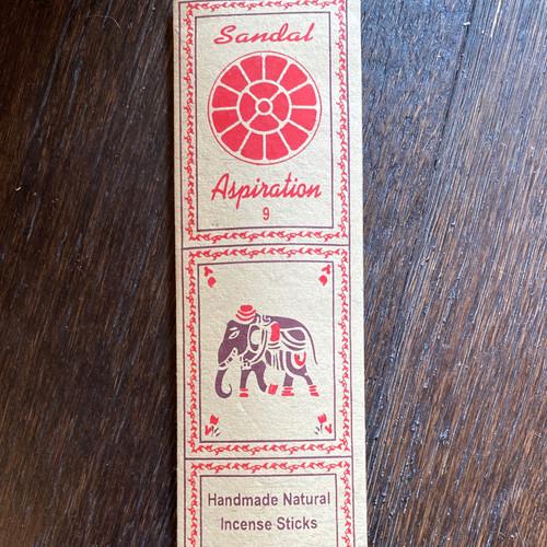 Sandal/Aspiration Incense