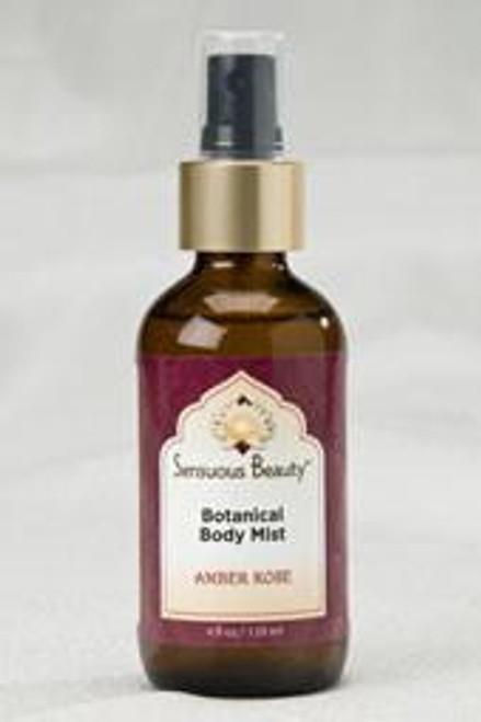 Botanical Body Mist- Amber Rose