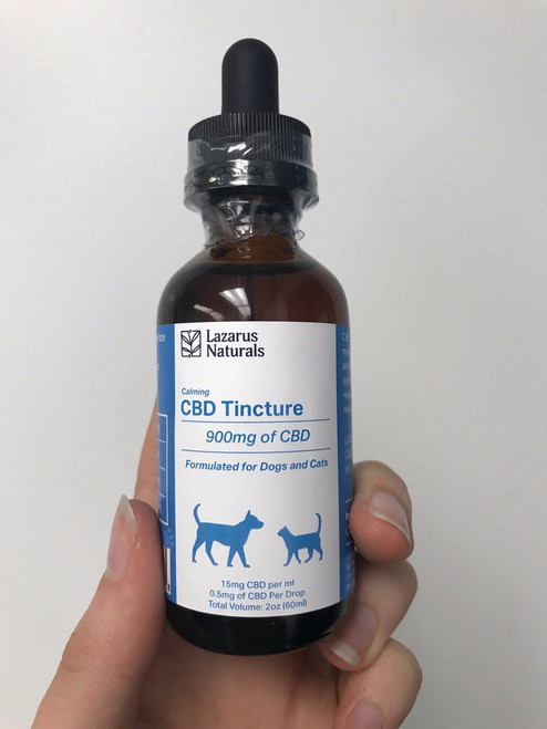 Lazarus for Pets- 225mg 15ml- Lazarus- *Clearance* 50% OFF