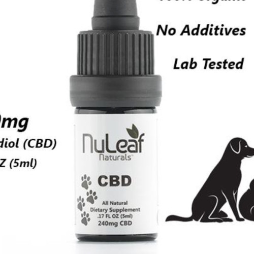 Nuleaf for Pets- 1oz 30mL 1800mg