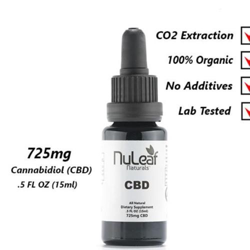 Nuleaf Oil- .5 oz 15mL 900mg