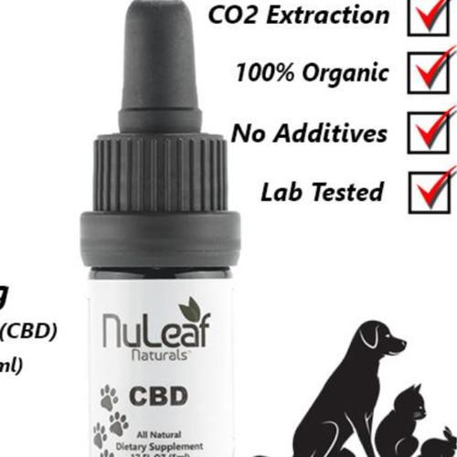 Nuleaf for Pets- .17oz 5mL 300mg