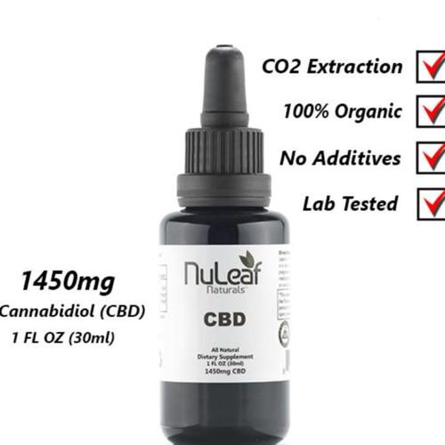 Nuleaf Oil- 1oz 30mL 1800mg