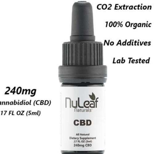 Nuleaf Oil- .17oz 5mL 300mg