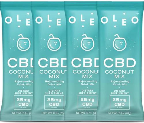Oleo Coconut Water Single