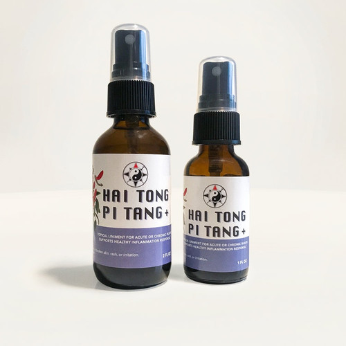 Hai Tong Pi Tang Plus Liniment Spray- 1 oz