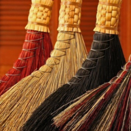 Turkey Wing Broom