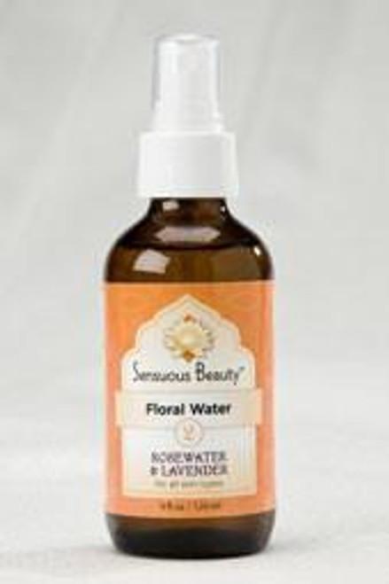 Floral Water Spray- Rosewater & Lavender