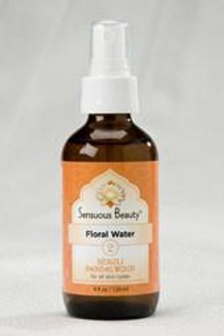 Floral Water Spray- Neroli Sandalwood Hydrosol