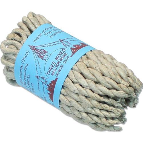 Nepali Three Mixed Rope Incense