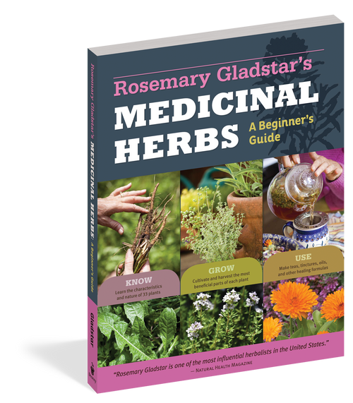 Medicinal Herbs a Beginners Guide by Rosemary Gladstar