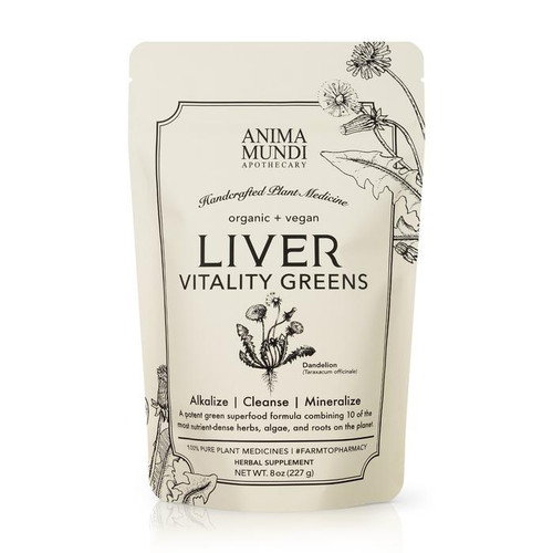 Liver Vitality: Daily Green Detox