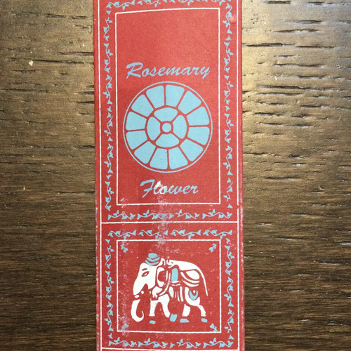 Rosemary/Flower Incense