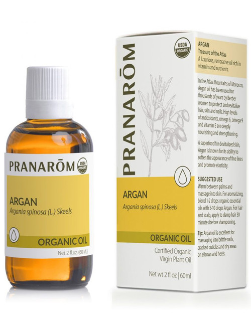 Argan Plant Oil 2oz