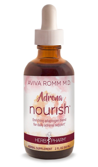 Adrena Nourish Tincture- Aviva Romm MD- 2 oz