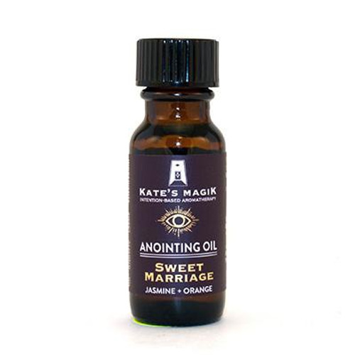 Sweet Marriage Anointing Oil .5oz