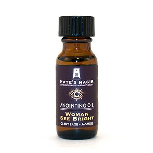 Woman See Bright Anointing Oil .5oz