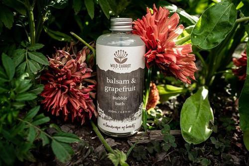 Balsam & Grapefruit Bubble Bath