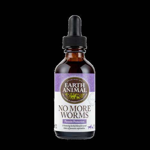 Dog & Cat No More Worms 2oz