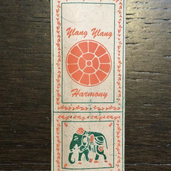 Ylang Ylang/Harmony Incense