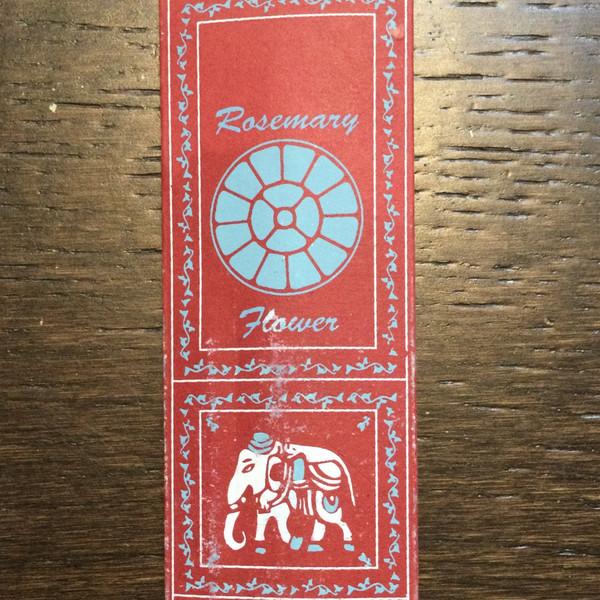 Rosemary/Flower Incense