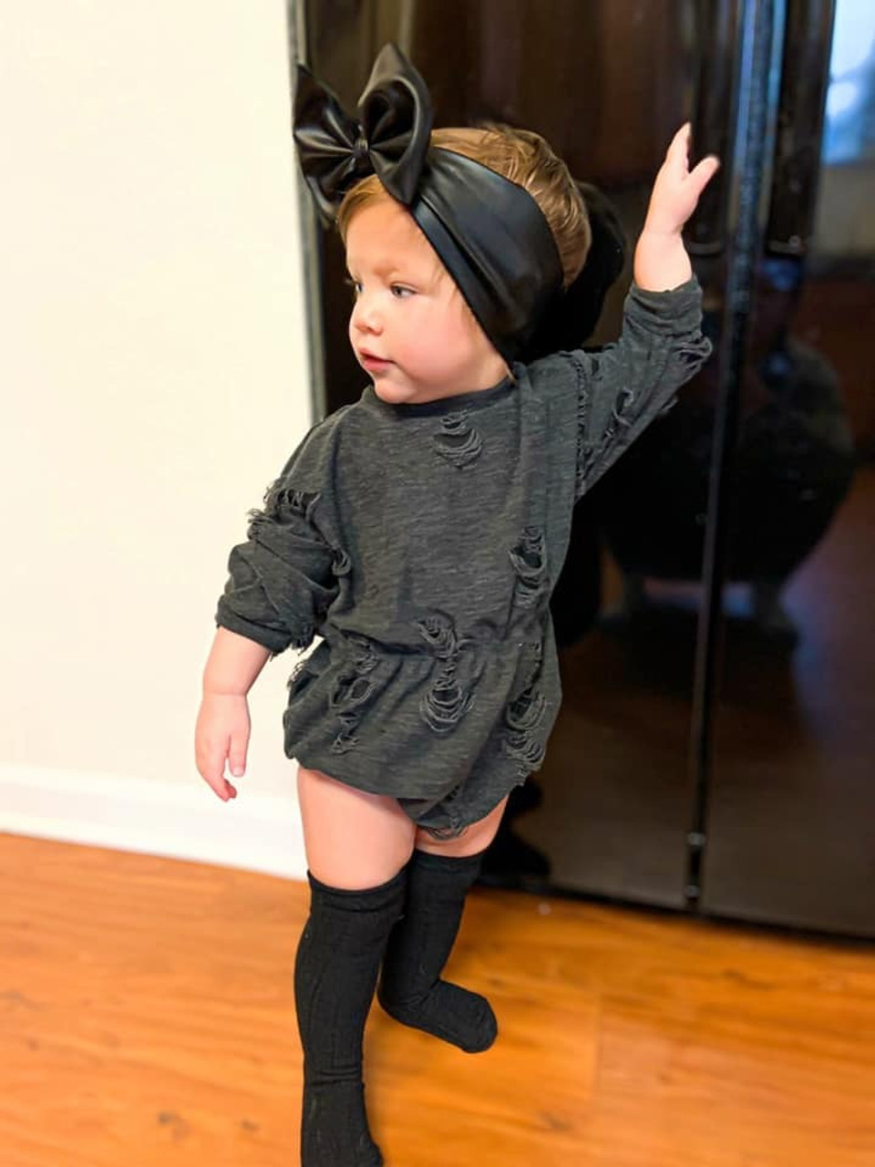 Sweater Rompers