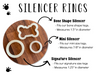 Replacement Silencer Rings
