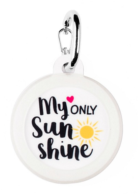 My Only Sunshine Pet Tag