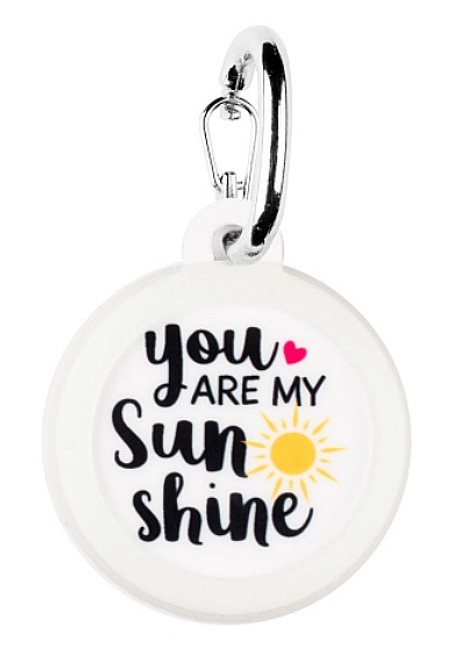 You are my Sunshine 2 Pet Tag