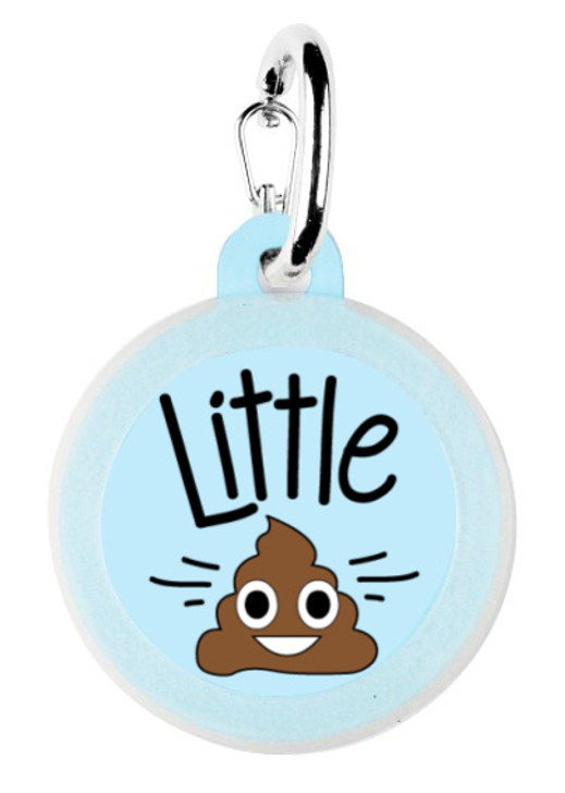 Little Shit Pet ID Tag