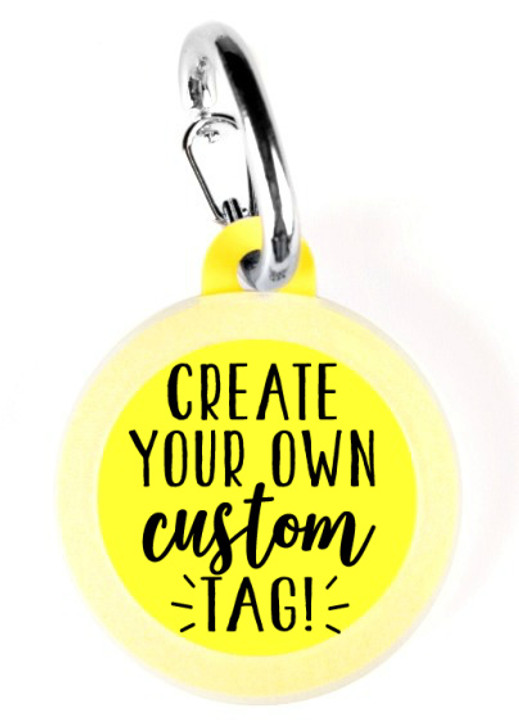 Create Your Own Custom Bad Tag