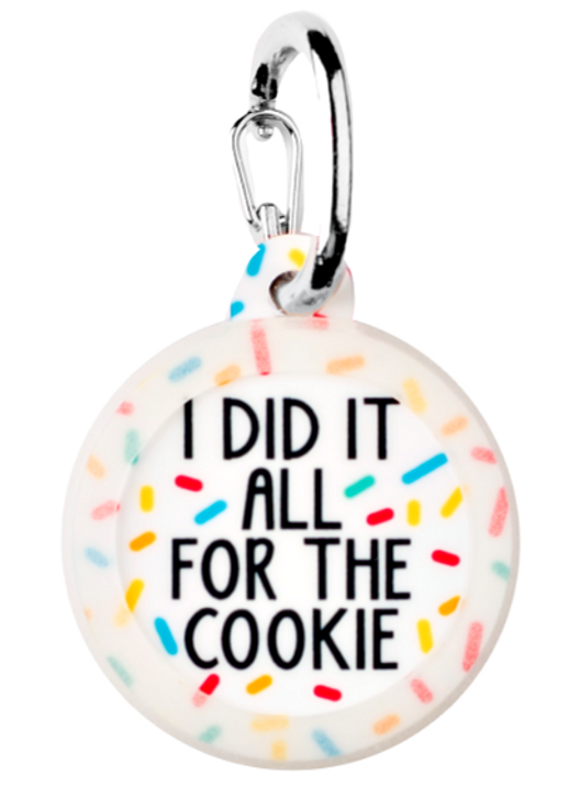 All for the Cookie Sprinkles Pet Tag