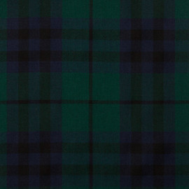 Austin Modern Tartan Fabric Material Medium Weight