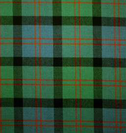 Boyd Modern Tartan Fabric Material Medium Weight