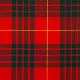 Cameron Modern Tartan Fabric Material Medium Weight