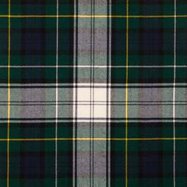 Campbell Dress Modern Tartan Fabric Material Medium Weight