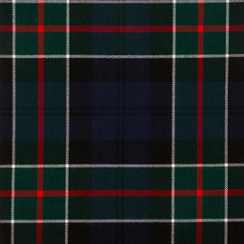 Colquhoun Modern Tartan Fabric Material Medium Weight