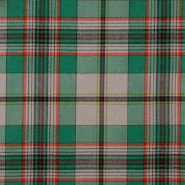 Craig Ancient Tartan Fabric Material Medium Weight